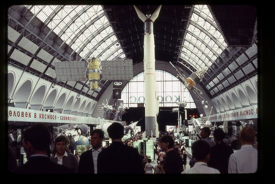 Pavilion Space - Exhibition of Soviet Achievements, Moscow, Russia photo 3
