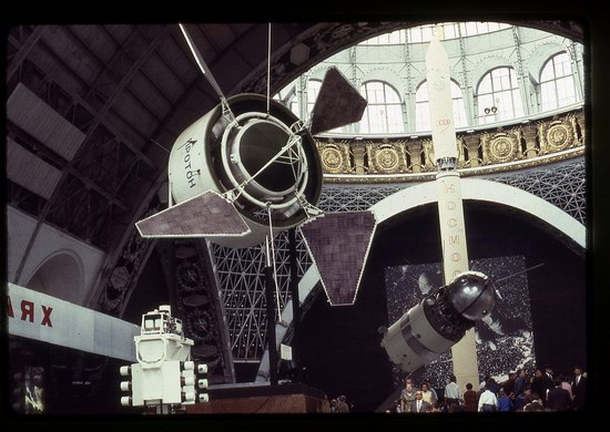 Pavilion Space - Exhibition of Soviet Achievements, Moscow, Russia photo 5