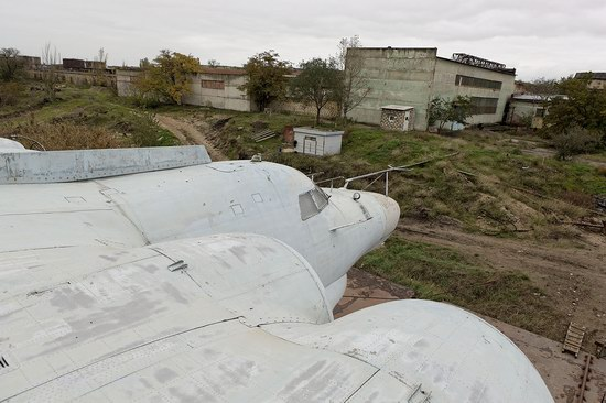 Soviet missile ekranoplan Lun aircraft, Russia photo 17