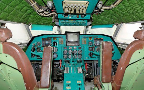 Soviet missile ekranoplan Lun aircraft, Russia photo 25
