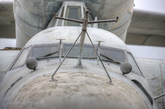 Soviet missile ekranoplan Lun aircraft, Russia photo 5