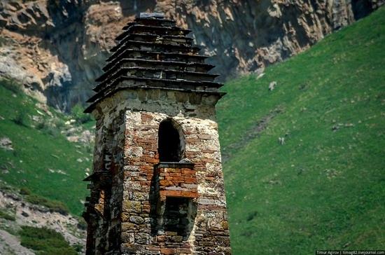 The beautiful scenery of the mountain Ingushetia, Russia photo 16