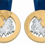 Medals of the Olympic and Paralympic Games 2014 in Sochi