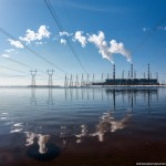 The most powerful thermoelectric power station in Russia
