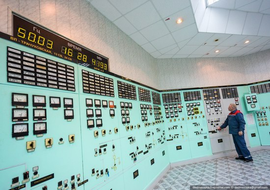 Surgut thermoelectric power station, Russia photo 13