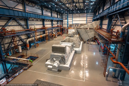 Surgut thermoelectric power station, Russia photo 15