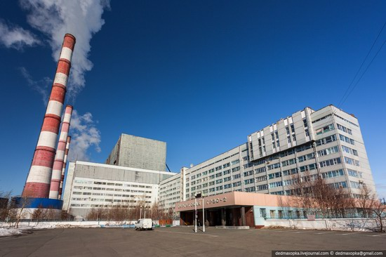 Surgut thermoelectric power station, Russia photo 2