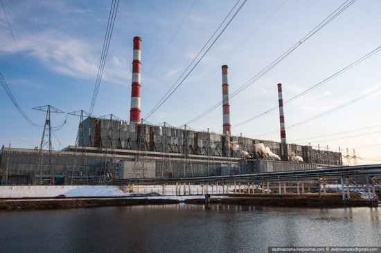 Surgut thermoelectric power station, Russia photo 21