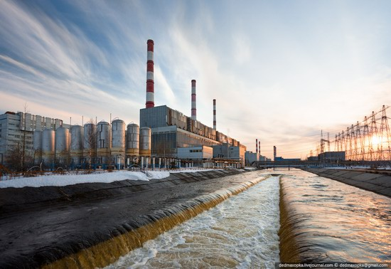 Surgut thermoelectric power station, Russia photo 22
