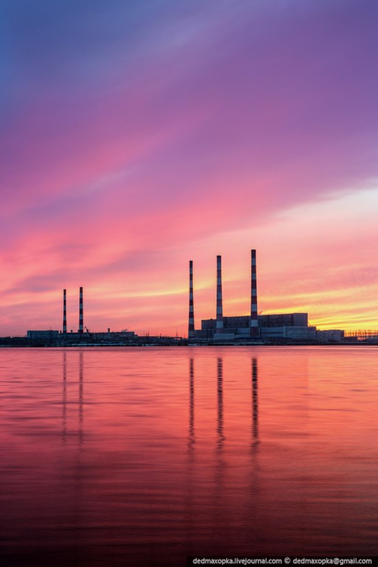 Surgut thermoelectric power station, Russia photo 23