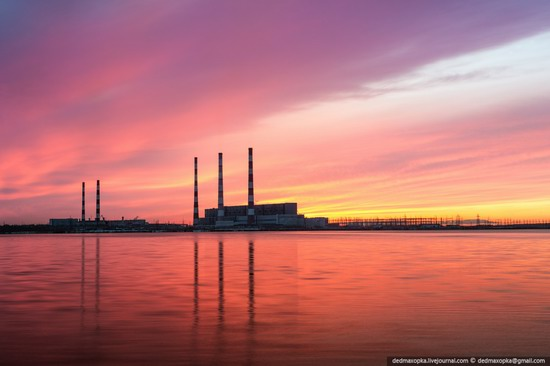 Surgut thermoelectric power station, Russia photo 24