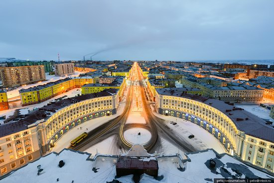 """Norilsk Nickel"" - mining and smelting company, Russia photo 2"