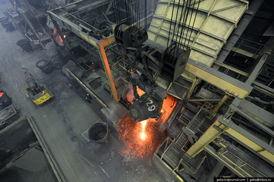 """Norilsk Nickel"" - mining and smelting company, Russia photo 20"