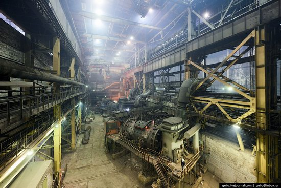 """Norilsk Nickel"" - mining and smelting company, Russia photo 24"