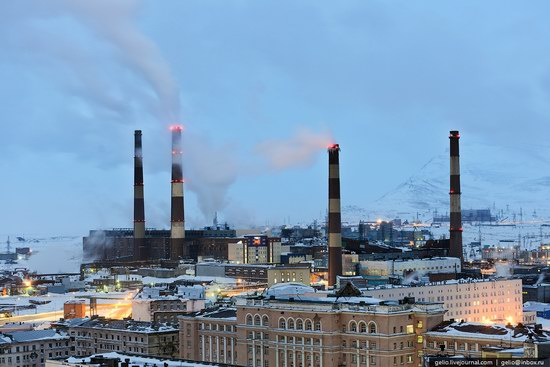 """Norilsk Nickel"" - mining and smelting company, Russia photo 4"