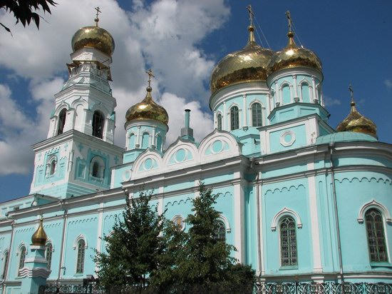 Syzran city cathedral