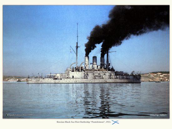 The Russian Imperial Fleet battleship photo 13
