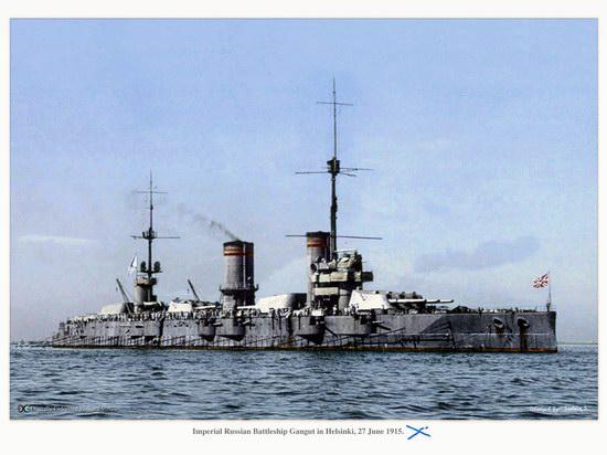 The Russian Imperial Fleet battleship photo 16
