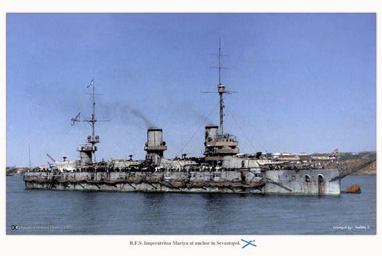 The Russian Imperial Fleet battleship photo 18
