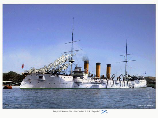 The Russian Imperial Fleet battleship photo 6