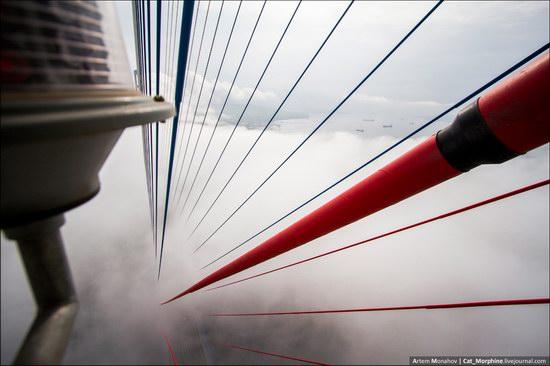 The Russky Bridge, Vladivostok, Russia photo 2
