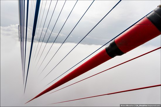 The Russky Bridge, Vladivostok, Russia photo 10