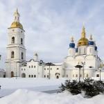 Tobolsk – the former main city of Siberia