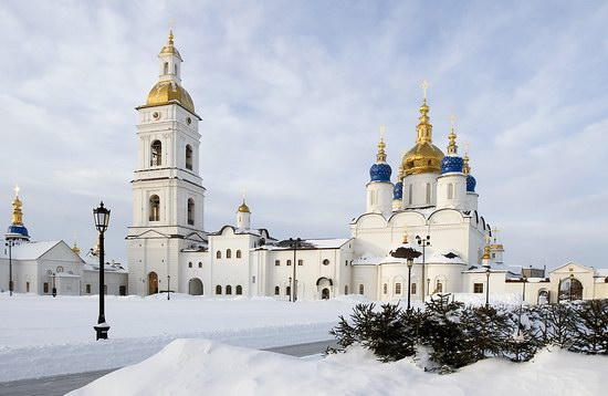 Tobolsk city, Russia