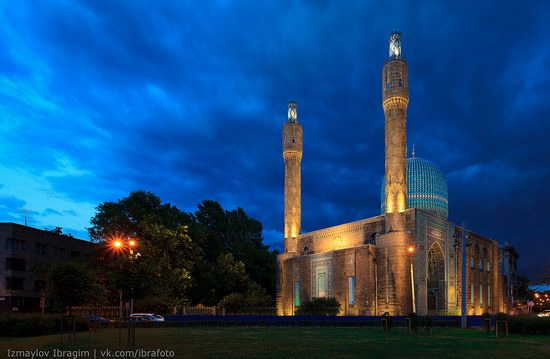Great Mosque of Saint Petersburg, Russia photo 1