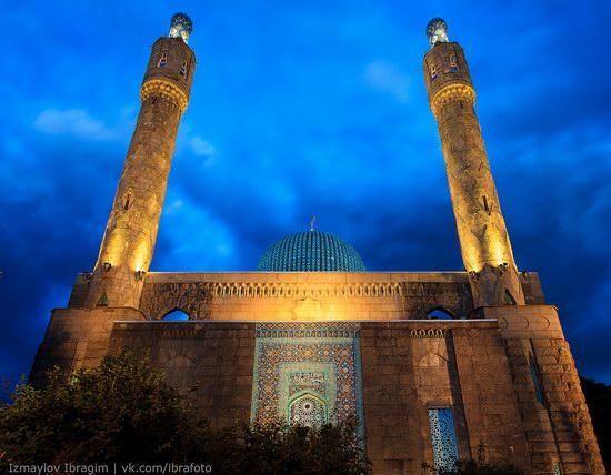 Great Mosque of Saint Petersburg, Russia photo 2