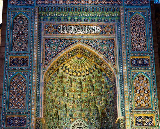 Great Mosque of Saint Petersburg, Russia photo 8