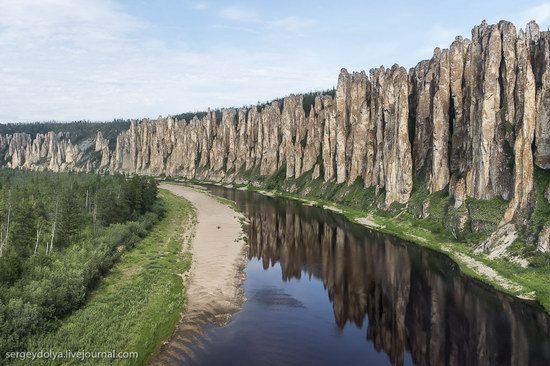 Lena Pillars Nature Park, Yakutia, Russia photo 1