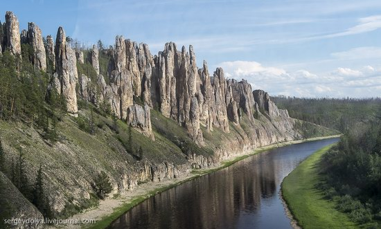 Lena Pillars Nature Park, Yakutia, Russia photo 10
