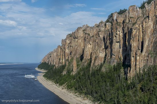 Lena Pillars Nature Park, Yakutia, Russia photo 11