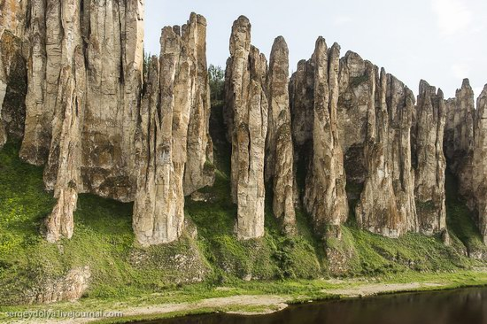 Lena Pillars Nature Park, Yakutia, Russia photo 2