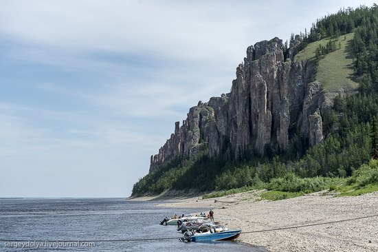 Lena Pillars Nature Park, Yakutia, Russia photo 3