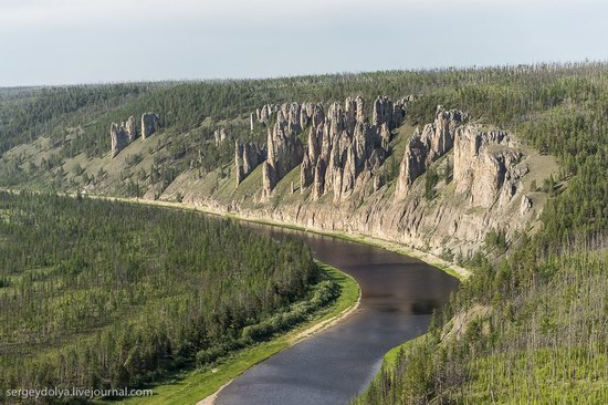 Lena Pillars Nature Park, Yakutia, Russia photo 4