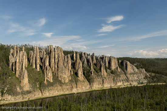 Lena Pillars Nature Park, Yakutia, Russia photo 5