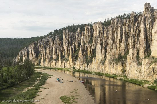 Lena Pillars Nature Park, Yakutia, Russia photo 6
