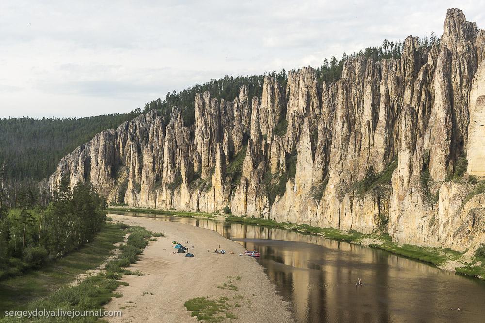 Lena Pillars The Unique Natural Monument 183 Russia Travel
