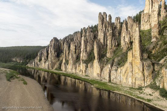 Lena Pillars Nature Park, Yakutia, Russia photo 7