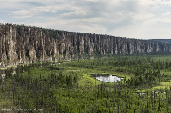 Lena Pillars Nature Park, Yakutia, Russia photo 8