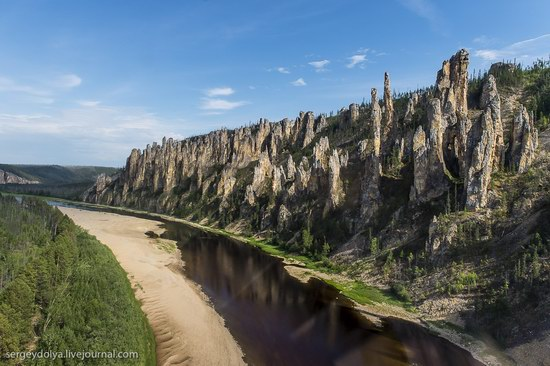Lena Pillars Nature Park, Yakutia, Russia photo 9