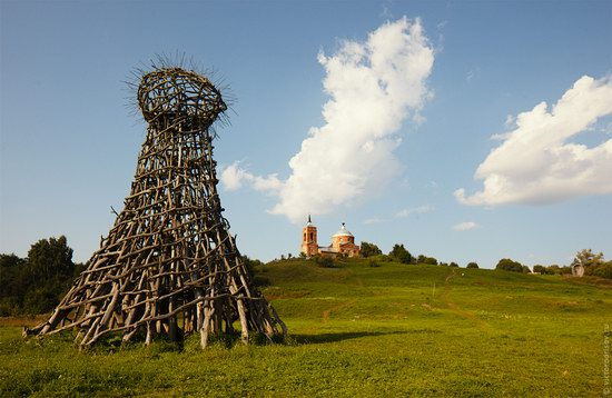 Art Park Nikola-Lenivets, Kaluga region, Russia photo 10