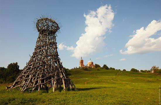 Art Park Nikola-Lenivets, Kaluga region, Russia photo 10