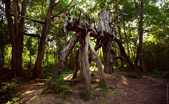 Art Park Nikola-Lenivets, Kaluga region, Russia photo 5
