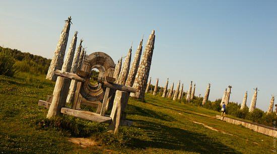 Art Park Nikola-Lenivets, Kaluga region, Russia photo 7