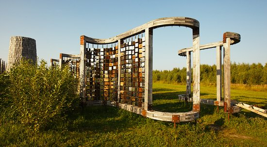 Art Park Nikola-Lenivets, Kaluga region, Russia photo 9
