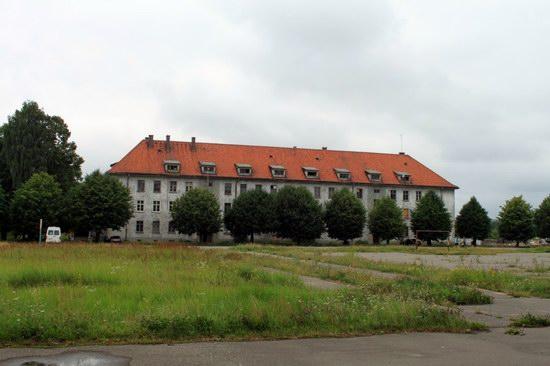 Endangered Barracks of Konigsberg, Kaliningrad, Russia photo 1