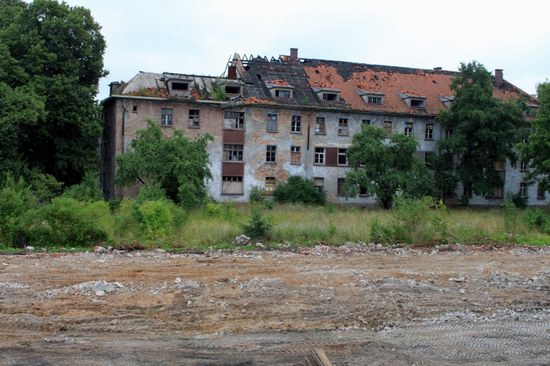 Endangered Barracks of Konigsberg, Kaliningrad, Russia photo 17
